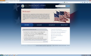 Explore a wealth of Department of State records at the agency's new website.